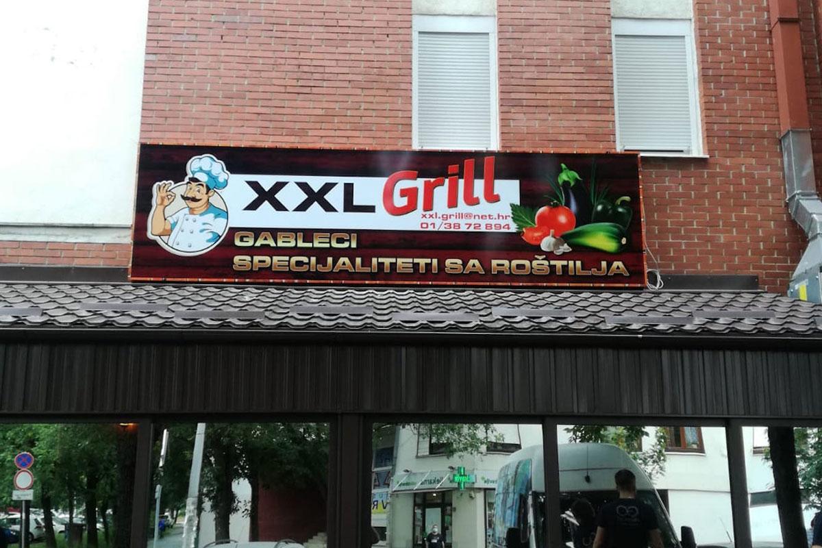 XXL Grill