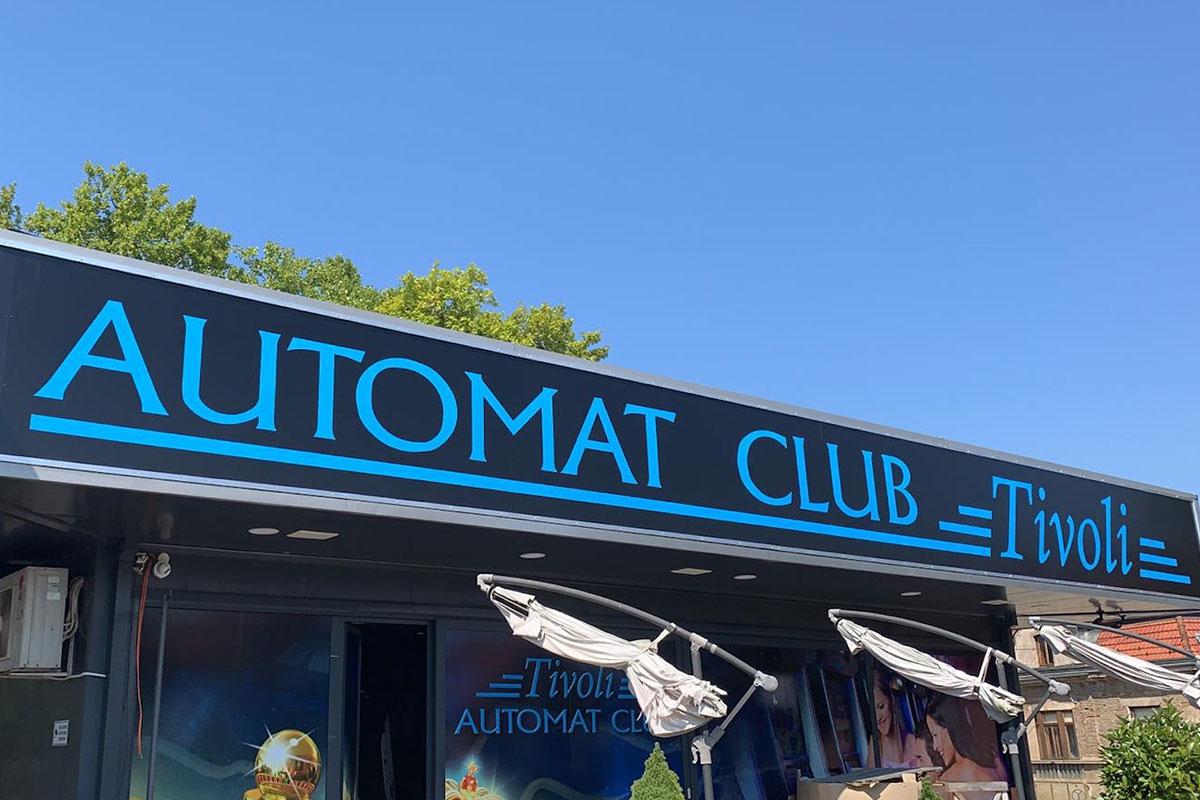 Automat Club Tivoli